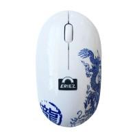 青花瓷无线鼠标 定制企业LOGO