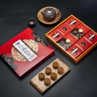 米旗月满情浓 月饼礼盒高档中秋福利礼品送客户礼品公司