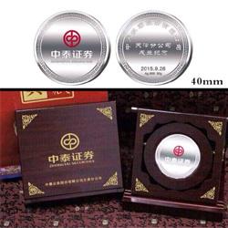http://www.mllipin.com/纯银纪念章 企业开业纪念礼品 企业挂牌上市礼品纪念