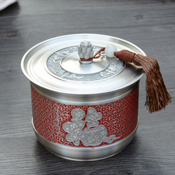 http://www.mllipin.com/和纳百福茶叶罐 纯锡茶叶罐