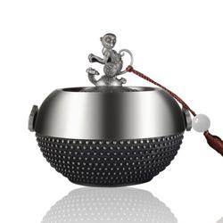 乐道—纯锡茶叶罐 高档商务礼品