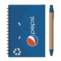 百事可乐线圈本 带便签记事本 广告促销笔记本 创意本子