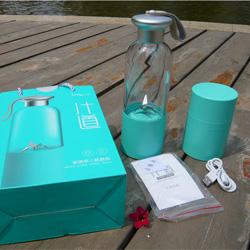 果汁杯套装幻响绿色安全套机多用 创意新颖智能果汁机礼品