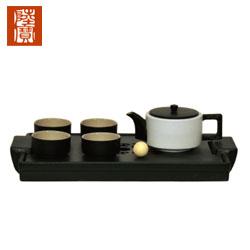 台湾陆宝茶具 龙启壶茶组 一壶四杯套组礼盒 新颖高档商务礼品送客户礼品公司