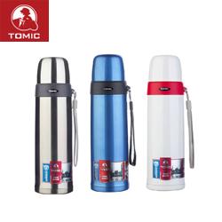 特美刻阳光系列双层不锈钢子弹头保温保冷杯1JBS2023500ML企业公司礼品