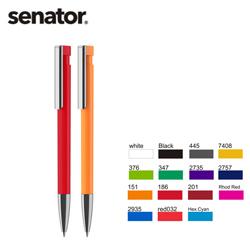 http://www.mllipin.com/senator德国Liberty 2986金属笔夹抛光笔头中性水笔企业展会广告宣传广发礼品