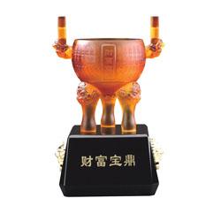 http://www.mllipin.com/财富宝鼎玻璃摆件商务礼品周年庆典会议纪念礼品