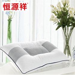 竹炭枕CYZ1004恒源祥枕头员工福利礼品年会抽奖礼品公司