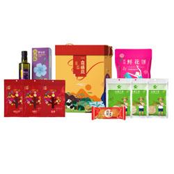 http://www.mllipin.com/丝路·一盒盛意食品礼盒企业员工福利会议纪念礼品定做