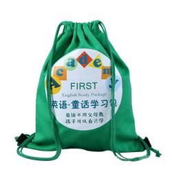 帆布袋束口袋环保袋棉布袋定制LOGO展会礼品商务伴手礼品会议礼品定制LOGO