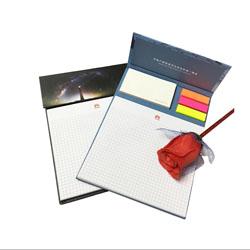 http://www.mllipin.com/创意书纸便签本 周年庆典企业促销便签本展会礼品商务随手礼品定制