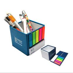 http://www.mllipin.com/广告创意便签盒 多功能组合便利贴企业展会礼品商务伴手礼定制LOGO