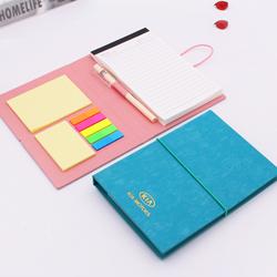 商务磁扣创意便签笔记本 商务伴手礼品企业会议礼品展会礼品员工生日礼品定制
